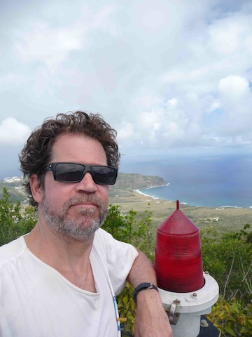 Atop the Quill, Statia