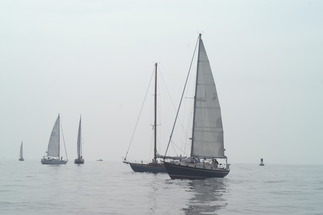 2010 DownEast Challenge pre-start