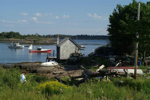 Cliff Island, Maine