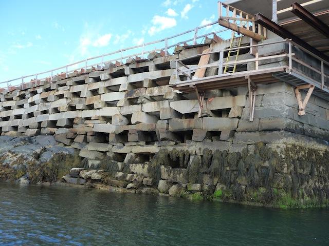 Orrs Bailey bridge detail