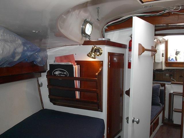Eventide ex Crazy Horse interior