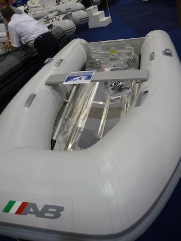 Aluminum RIB inflatable tender