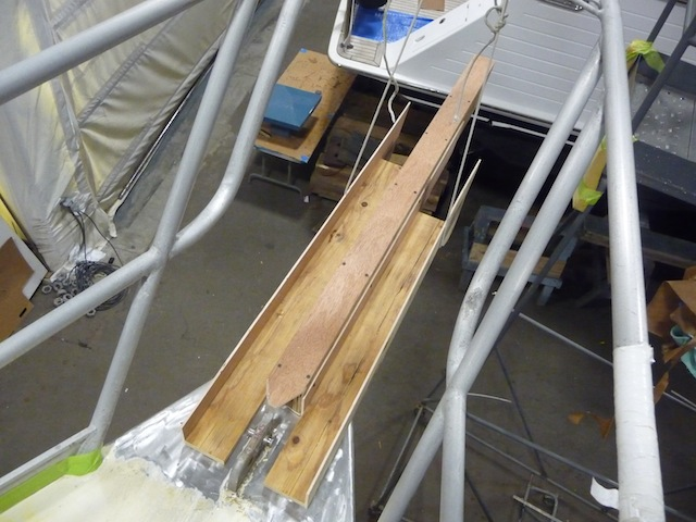 Lunacy's new sprit in wood