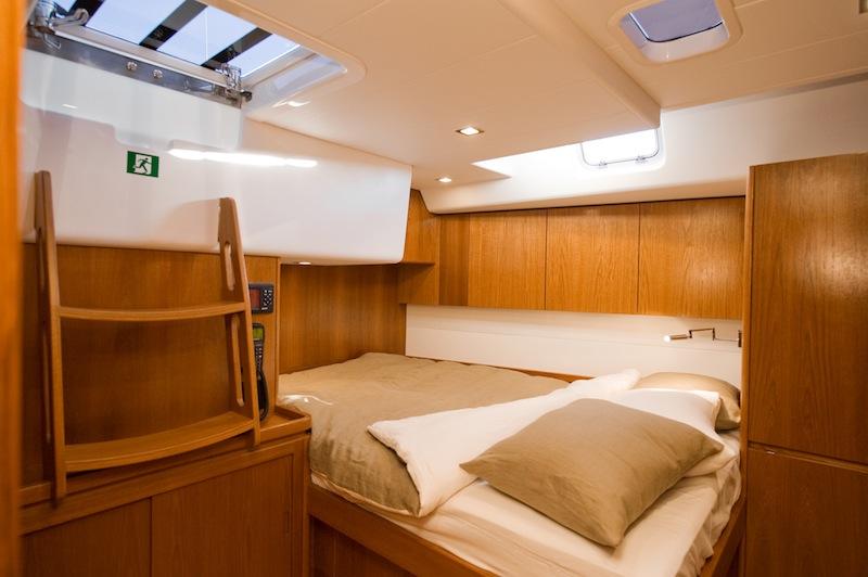 Swan 66 FD interior