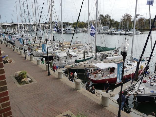 Caribbean 1500 boats