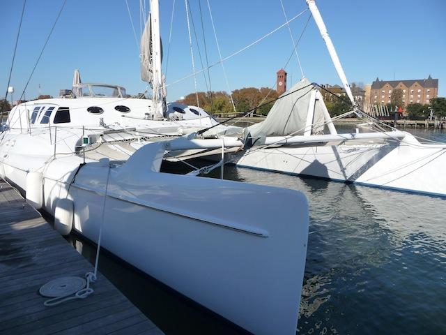 Morelli 80 catamaran Fat Cat