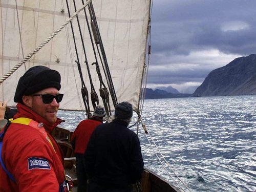 Snorri arrives in Labrador