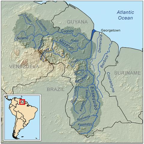 Esequibo River