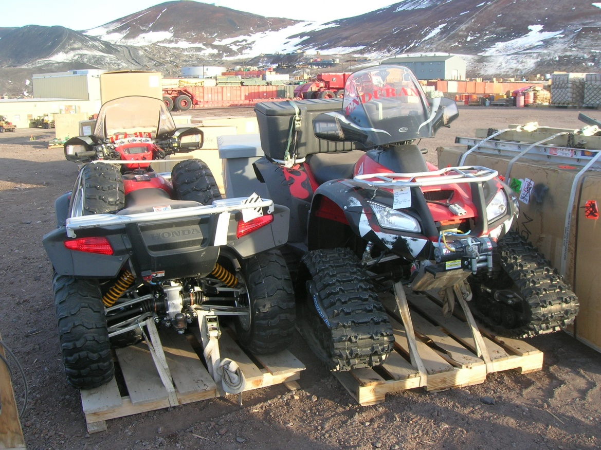 Andhoey ATVs