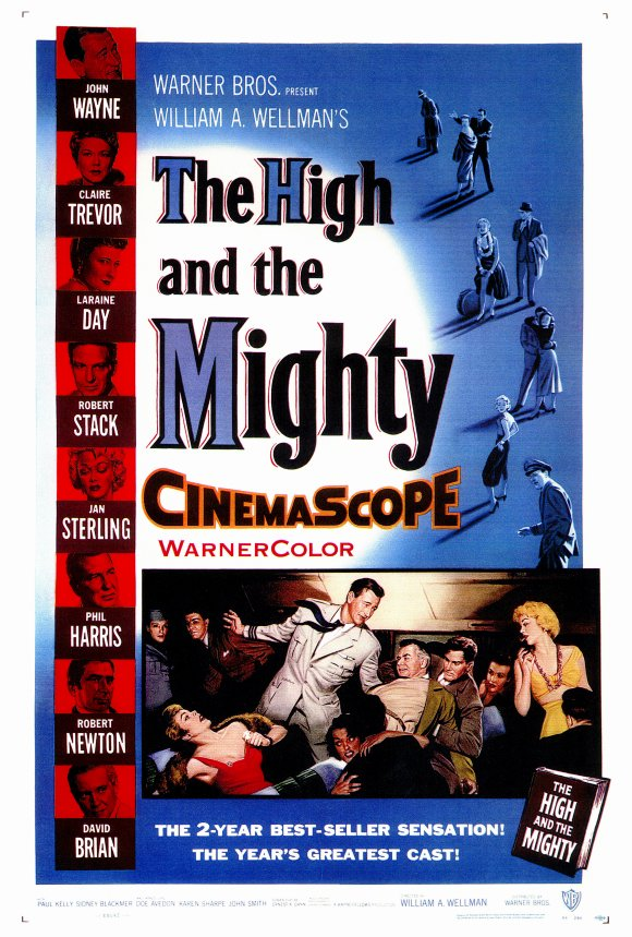 High and the Mighty film poster