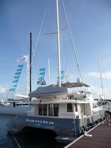 Bamba 50 dockside