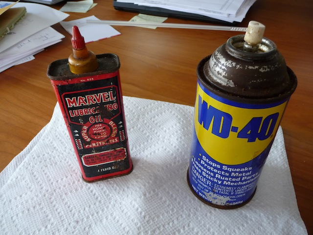 Corrosion cures