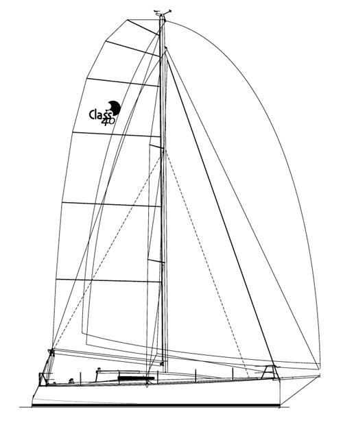 Akilaria sail plan