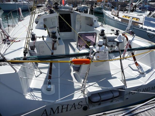 Akilaria Class 40 sailboat