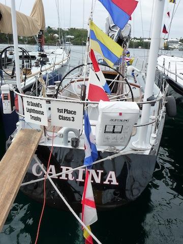 Carina in Bermuda