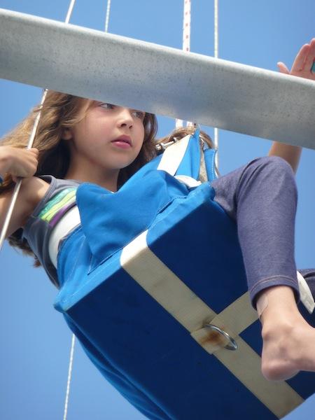 child up mast