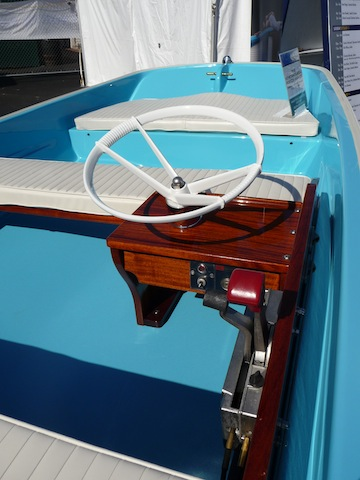 Boston Whaler 13, early 1960s
