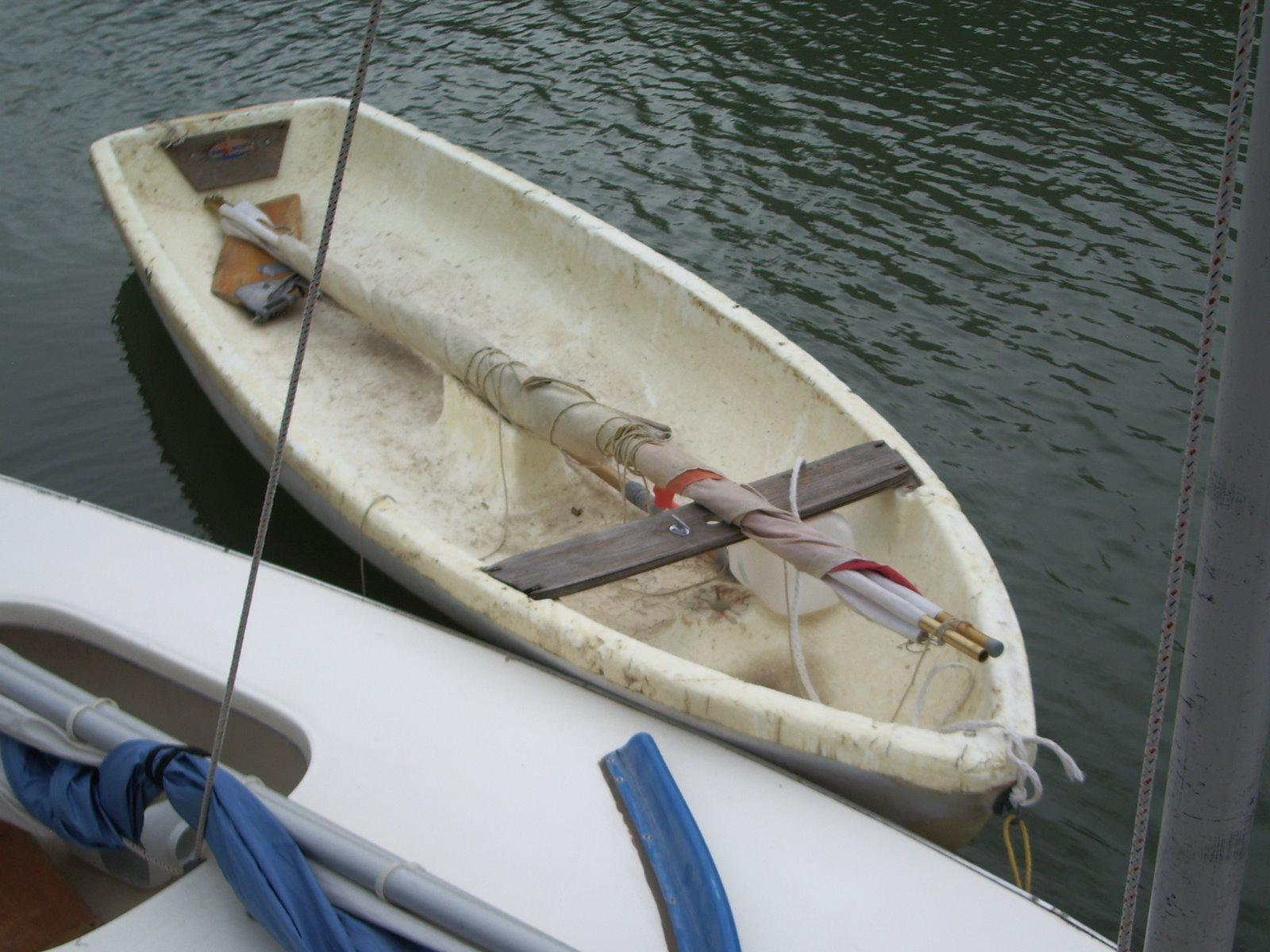 Old Snark hull