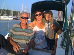 Ivo van Laake and family