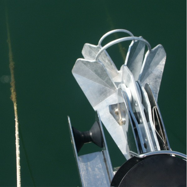 Tandem Anchors in roller