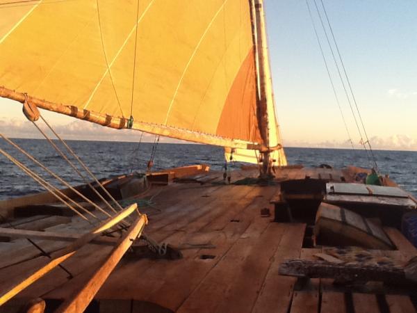 Hans Klaar boat