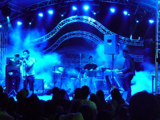 Culebra concert