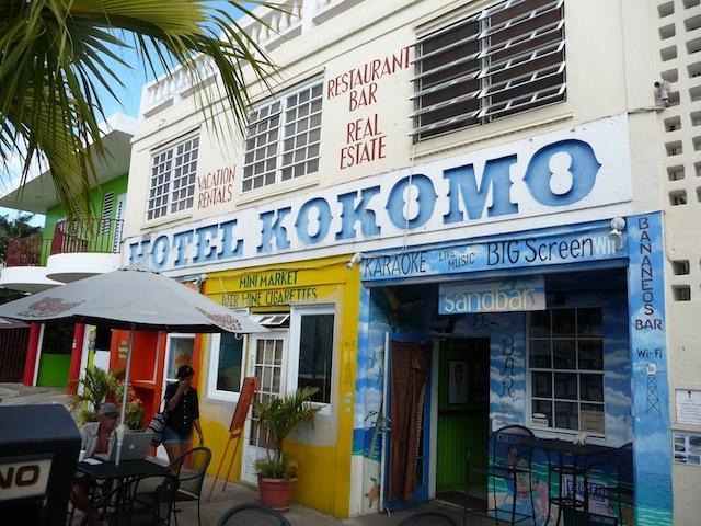 Hotel Kokomo on Culebra
