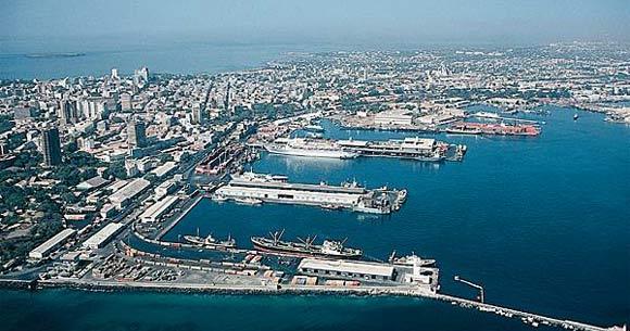 Port of Dakar