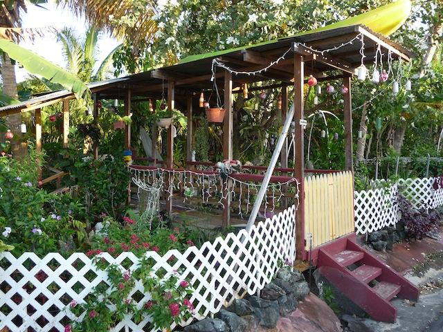 Esperanza garden