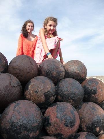 Cannonballs