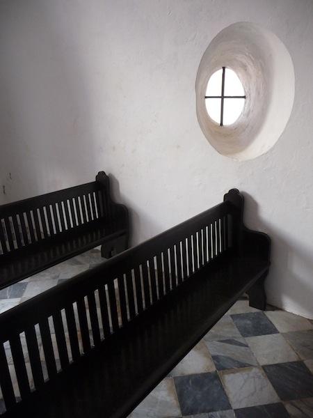 El Morro chapel