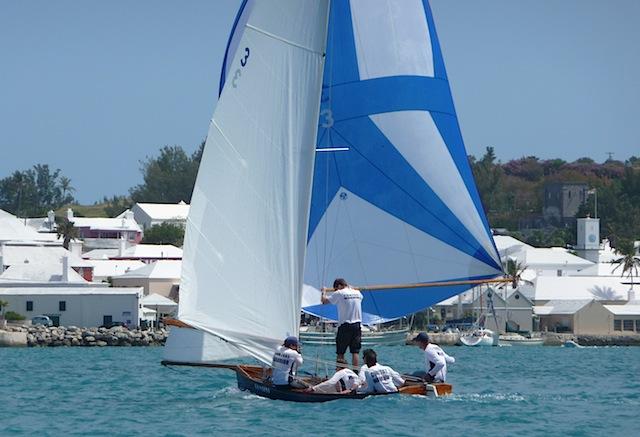 Bermuda dinghy Contest