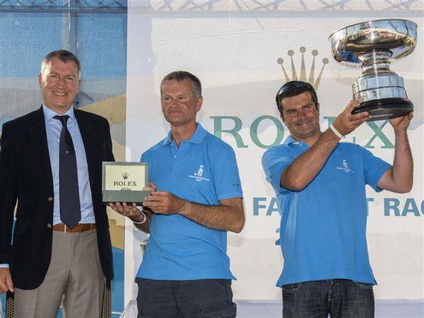 2013 Fastnet winners