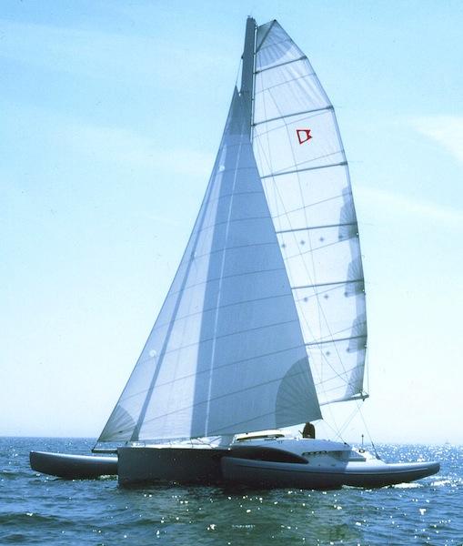 Echo under sail