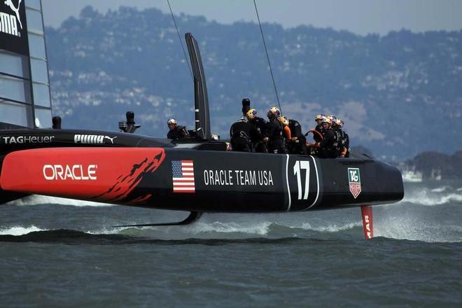 Oracle racing