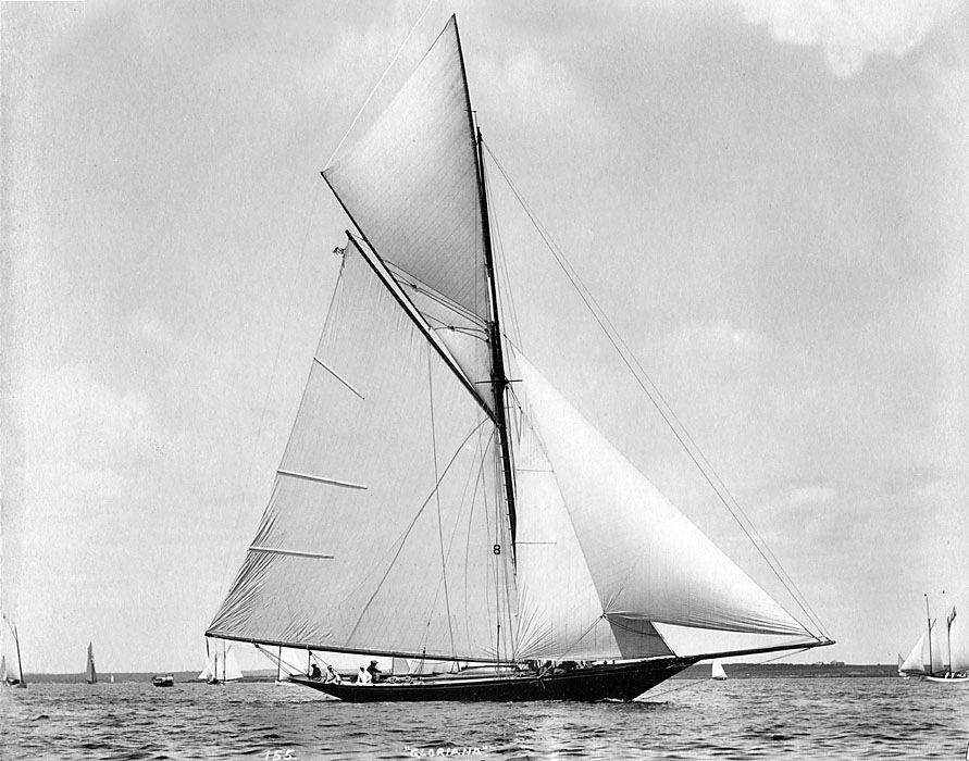 Yacht Gloriana
