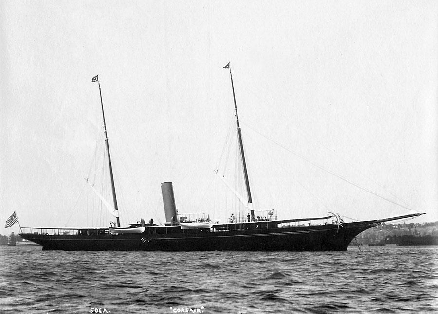 Yacht Corsair
