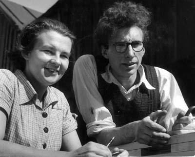 Ruth and Jim Wharram