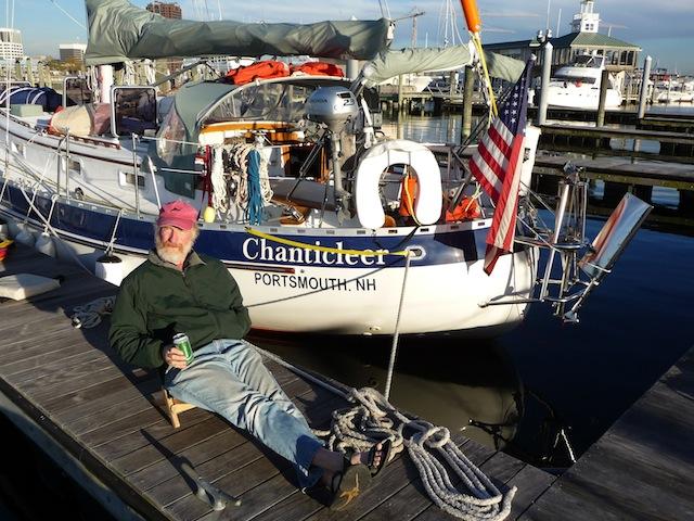 Jeff Bolster marina rat