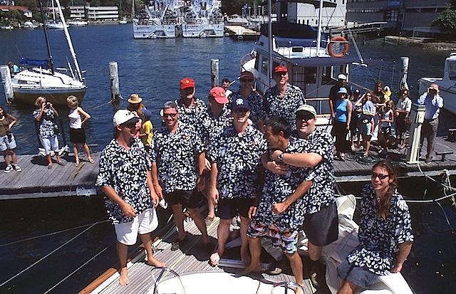 Antipodes crew