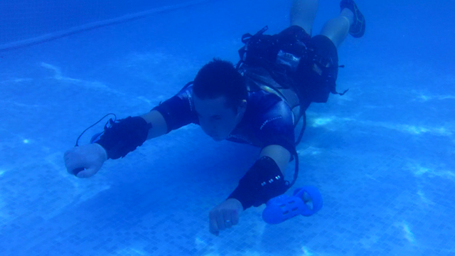 Underwater Jet Packs