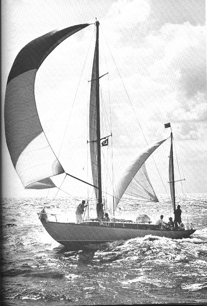 Finisterre sailing