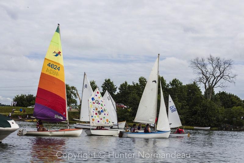 Sail class start