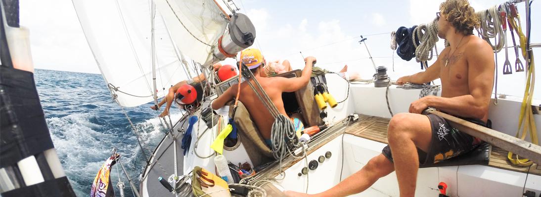 Frivarv sailing
