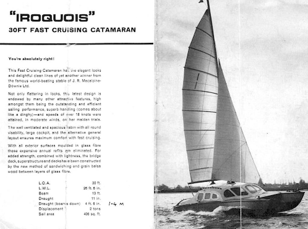 Iroquois brochure