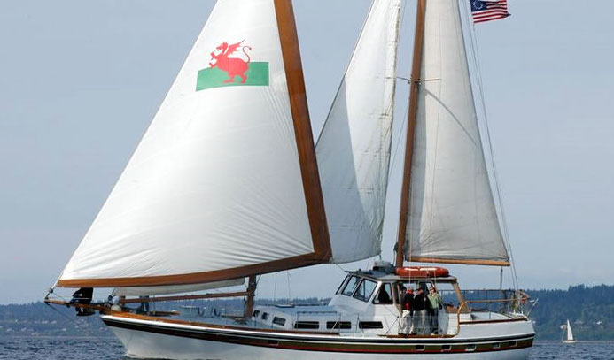 CRUISING SAILBOAT RIGS: Ketches, Yawls, and Schooners - Wave
