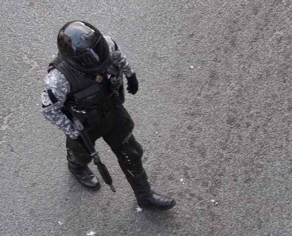 SWAT guy