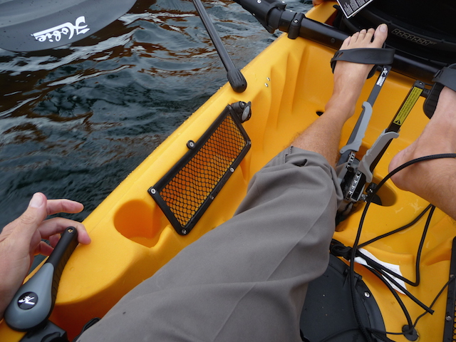 HOBIE MIRAGE TANDEM ISLAND: Not Your Mama's Pool Toy - Wave