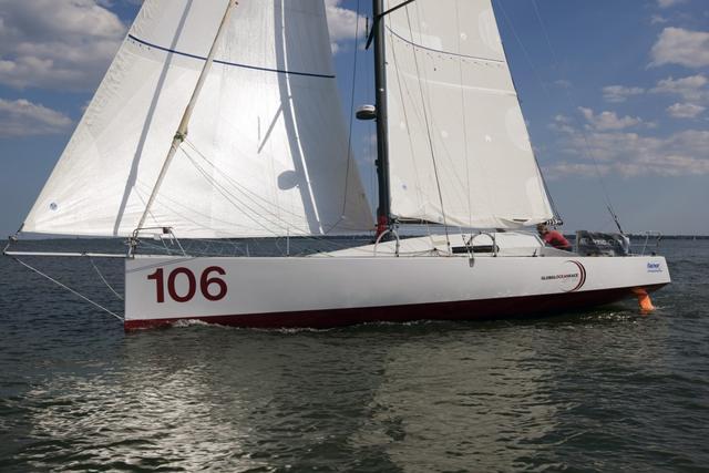 GS2 sailing