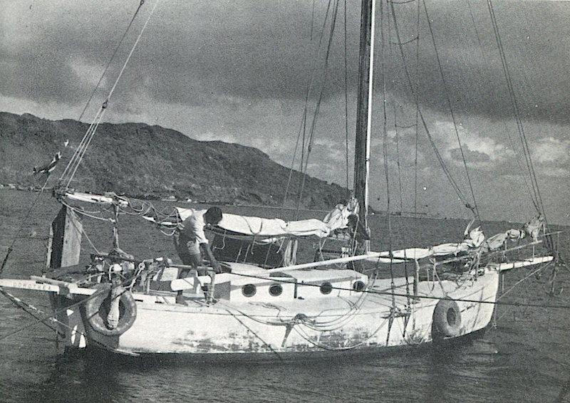 Dorothea at Aden